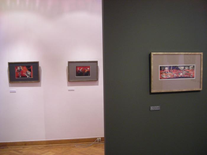 wystawa Grzegorza Bednarskiego 1